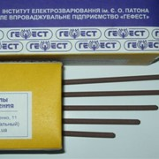 Электроды для сварки чугуна МНЧ-2 фото