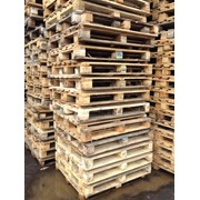 Поддоны деревянные 1200х800мм фото