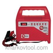 Автомобильное зарядное устройство для АКБ Intertool AT-3012 фото