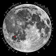 Продажа участков на Луне фото