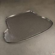 Коврик в багажник Kia Magentis 2005-2008 седан (полиуретановый с бортиком) фото