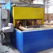 Электрогидроимпульсная установка модели В36151 для выбивки стержней из отливок фото
