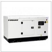 Дизельный генератор Firman SDG18FS в кожухе 15 кВт +АВР фото
