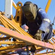 Монтаж и ремонт кранового, подъемного и грузоподъемного оборудования с применением сварки фото