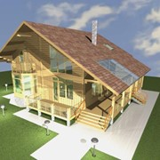 Проектирование строительно-архитектурное домов и коттеджей фото