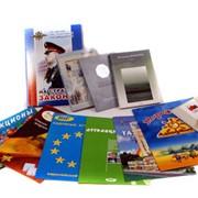 Брошюры в Алматы, Изготовление брошюр в Алматы фото