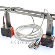 Комбинированный преобразователь для контроля сварных швов арматуры ПА123-1,8-65 фото
