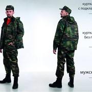 Куртка мужская с подкладкой 3Ми М - 16 фото