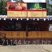 Мобильная торговая точка Фаст-Фуд Пышка фото