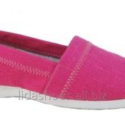 Туфли домашние школьные, модель ш51л фото
