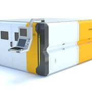 Машина лазерного раскроя материалов AFX-1000 фото
