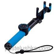 Монопод для Селфи Momax Hero 150 cm,blue (KMS8D) Q35651 фото
