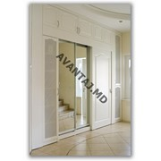 Классическая дверь MDF, арт. 4 фото
