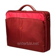 """Сумка для ноутбука Continent CC-02 Cranberry 15,6"""" фото"""