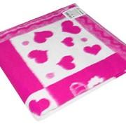 Одеяло байковое 100х140 фото