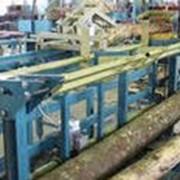 Переработка древесины. Распиловка лесоматериалов, кругляка фото