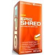 EPIQ Shred 60 caps. Липотропик на основе зеленого кофе. фото