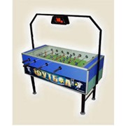 Игровой автомат Футбол для двух игроков в стильном корпусе фото