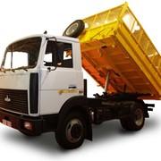 Вывоз вторичных материалов ( битый кирпич, бой бетона и др) фото