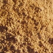 Песок строительный, кварцевый фото
