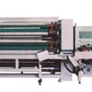 Автоматическая линия для нарезки роликов лента клеющаяся из Джамборолей серия PU-YS-F01100 фото
