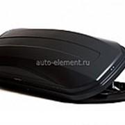 Бокс на крышу автомобиля (автобокс) Магнум 420л (серый матовый) Евродеталь ED5-014B фото