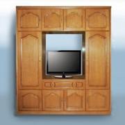 Шкаф под ТВ фото