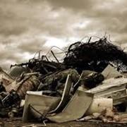 Демонтаж металлоконструкций с последующим выкупом металлолома и утилизацией мусора. фото