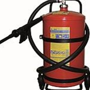 Воздушно-пенный/эмульсионный огнетушитель ОВП-40 (заряж.) фото