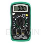 Мультиметр MAS830L фото