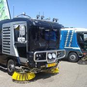 Вакуумная подметально-уборочная машина RAVO ST 5 series фото