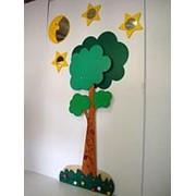 РеаМед Полумесяц для декоративно-развивающей панели «Дерево» арт. RM14135 фото