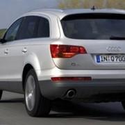 Внедорожники Audi Q7 фото