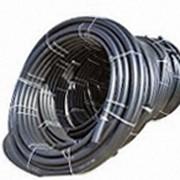 Труба водопроводная ПЭ80 SDR17 - PN 8, 0,8 МПа, диаметр 200 фото