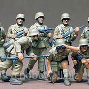 Модель Немецкие содаты африканского корпуса фото
