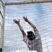 Ворота футбольные фото