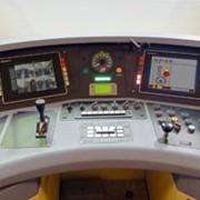Система автоматизированного управления дизель-поезда фото