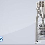 Высокоскоростная вертикальная упаковочная машина мод. SOLARIS фото
