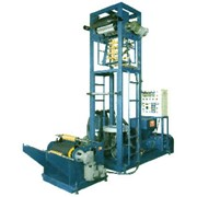 Высокоскоростной экструдер для производства HD, LD и LLDPE полиэтиленовой пленки фото