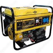 Бензиновый генератор MATEUS 6.5 GFE3 фото