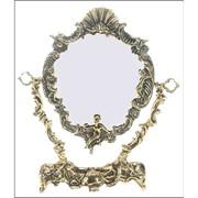 Зеркало овальное ажурное артикул: З005 фото