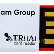 Карта памяти Card reader Team micro reader TR11A1 USB2.0 Red retail (T11A1R01) фото