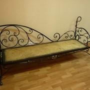 Кованая мебель под заказ фото