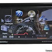 Автомагнитола 2 DIN Star SonicGPS/TV SS8181 универсальная,штатная фото