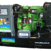 Дизельный генератор APD 250 A фото