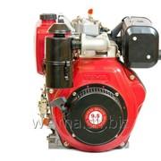 Двигатель для мотоблока WEIMA Вейма WM186FB дизель, шпонка, шлиц, 9,5л.с. (бесплатная доставка) фото
