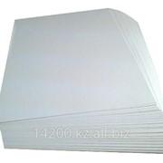 Бумага мелованная резаная, плотность 90 гм2 формат 45 х 31 см фото