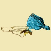 Лампада подвесная Снежинка (волна). Арт.Ст.1937 фото