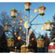Аттракционы и карусели для парков и праздников фото