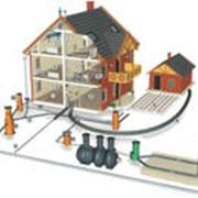 Инженерные системы (котельные, отопление, водоснабжение, канализация, электромонтажные работы) фото